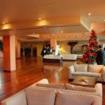 Fotografiar arquitectura. Hall hotel