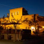 Fotografiar arquitectura. El Palau Vell al vespre
