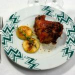 Fotografia de menjar. Plat al forn