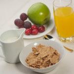 Fotografia de menjar. Esmorzar complet