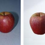 Assessoria fotogràfica. Pomes