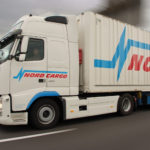 Travelling trailer Nord Cargo