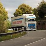 Nord Cargo en ruta carretera local
